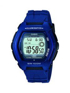 Casio Youth HDD-600C-2AVDF Grey Dial Women's Watch