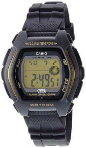 Casio Youth HDD-600G-9AVDF Grey Dial Men's Watch