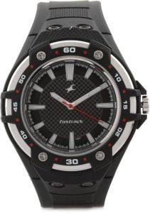 Fastrack NE9332PP02 Basics Analog Watch - For Men
