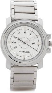 Fastrack NG3039SM01C Basics Analog Watch - For Men