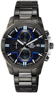 Casio Edifice EFR-543BK-1A2VUDF Chronograph Black Dial Men's Watch
