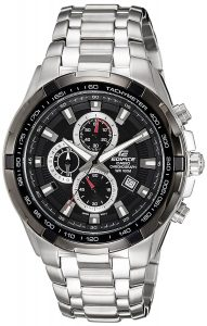 Casio Edifice Chronograph Multi-Color Dial Men's Watch - EF-539D-1AVDF