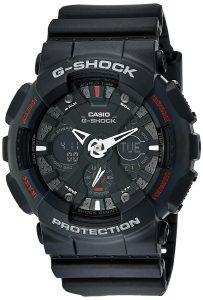 G-Shock Analog-Digital Black Dial Men's Watch - GA-120-1ADR