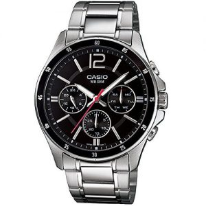 Casio Enticer Watch - MTP-1374D-1AVDF