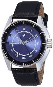 Fastrack Black Magic NE3089SL01 Analog Blue Dial Men's Watch