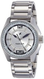 Fastrack Black Magic NE3089SM01 Analog White Dial Men's Watch