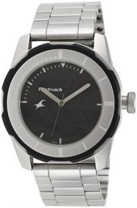 Fastrack Economy 2013 3099SM04 Analog Black Dial Men's Watch