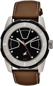 Fastrack Economy 3099SL04 2013 Analog Black Dial Men's Watch