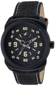 Fastrack OTS Explorer 9463AL08 Analog Black Dial Men's Watch