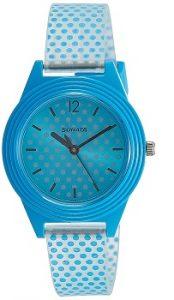Sonata 87024PP04 Analog Blue Dial Girls Watch