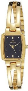Titan Karishma NE2131YM05 Analog Black Dial Women's Watch