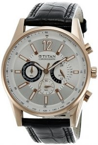Titan Octane NC9322WL01A Chronograph Multi-Color Dial Men's Watch
