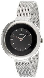 Titan Youth NE2482SM02 Analog Black Dial Women's Watch
