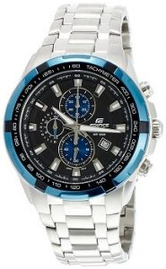 Casio Edifice EF-539D-1A2VDF Chronograph Blue Dial Men's Watch