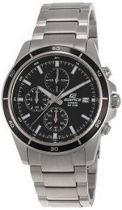 Casio Edifice EFR-526D-1AVUDF Chronograph Black Dial Men's Watch