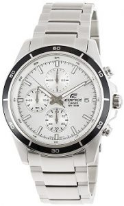 Casio Edifice EFR-526D-7AVUDF Chronograph White Dial Men's Watch