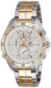 Casio Edifice EFR-547SG-7A9VUDF Analog White Color Men's Watch