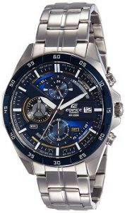 Casio Edifice EFR-556DB-2AVUDF Analog Blue Dial Men's Watch