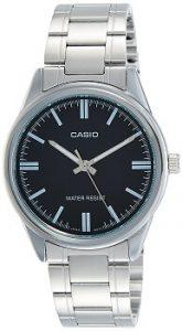 Casio Enticer Analog Black Dial Men's Watch-MTP-V005D-1AUDF