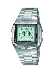 Casio Vintage Series Digital Grey Dial Men's Watch - DB-360-1DF