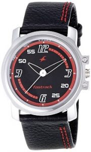 Fastrack Beach NE3039SL06 Upgrades Analog Black Dial Men's Watch