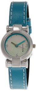 Sonata NF8944SL01J Yuva Analog White Dial Women's Watch