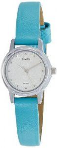 Timex Analog TW000CS07 Silver Dial Women's Watch