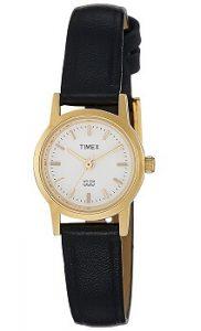 Timex Analog White Dial Women's Watch-TW000B300