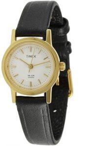 Timex Classics Analog White Dial Women's Watch - B300