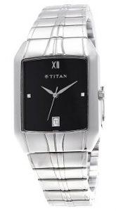 Titan Karishma Analog Black Dial Men's Watch - NE9264SM02A