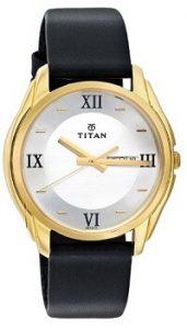 Titan Karishma Analog Multi-color Dial Men's Watch - NE1578YL04