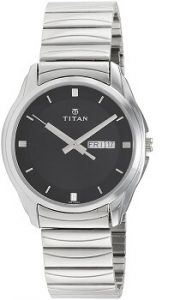 Titan Karishma NE1578SM04Analog Black Dial Men's Watch