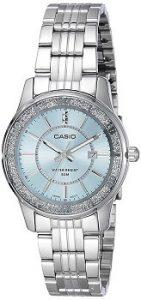 Casio Enticer Analog Blue Dial Women's Watch - LTP-1358D-2AVDF