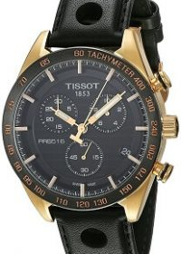 Tissot Analogue Black Dial Mens Watch