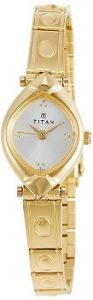 Titan Karishma NE2417YM01 Analog Silver Dial Women's Watch