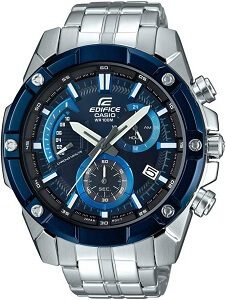 Casio EX396 Edifice Watch - For Men