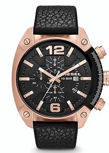 Diesel Chronograph Black Dial Men's Watch - DZ4297 (1)