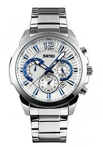 Skmei Chronograph Watch For Men