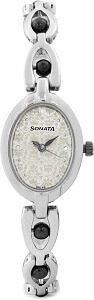 Sonata 8048SM04C Watch - For Women