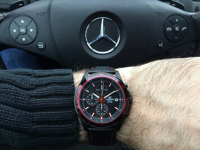 15 Stylish Must Own Casio Edifice Watches Under 10000 Rupees For