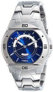Timex Analog Blue Dial Men's Watch-TW000EL08