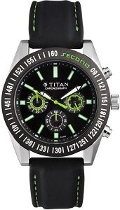 Titan 9491KP02J Watch - For Men