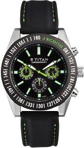 Titan 9491KP02J Watch - For Men