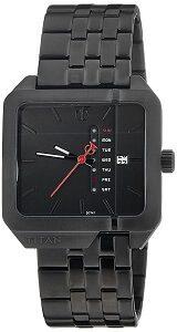 Titan Purple Analog Black Dial Men's Watch -NJ9469NM01