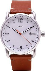 Fossil FS5395 Watch - For Men