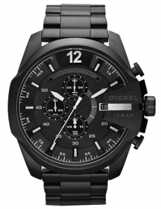 Diesel Analog Black Dial Men's Watch - DZ4283