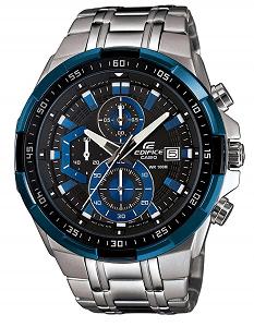 Casio Edifice Chronograph Multi-Color Dial Men's Watch - EFR-539D-1A2VUDF